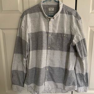Men's Quiksilver Oxford shirt, size extra large